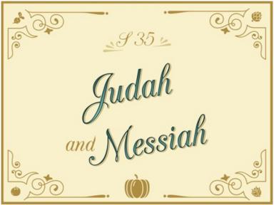 Judah and Messiah