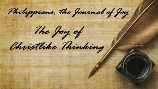 The Joy of Christlike Thinking