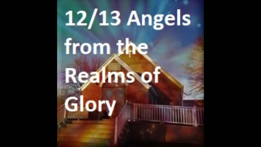 Angels From The Realms Of Glory (Duet)