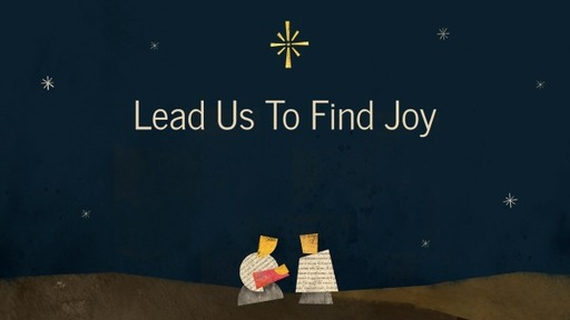Walking To Find Joy