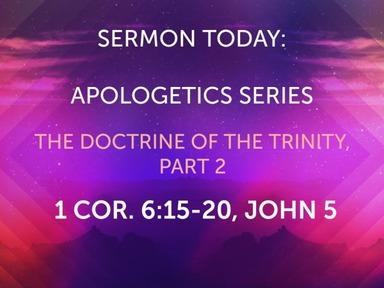 DECEMBER Sunday Worship- Apologetics Series