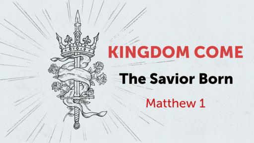 The Savior Born