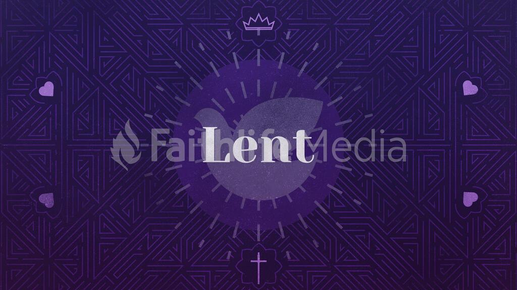 Liturgical Season Lent large preview
