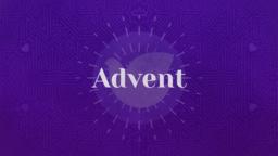 Liturgical Season Advent  PowerPoint image 1