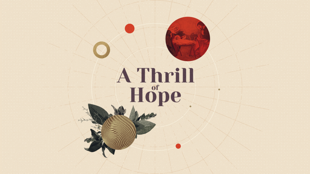 A Thrill of Hope large preview