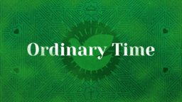 Liturgical Season Ordinary Time  PowerPoint image 1
