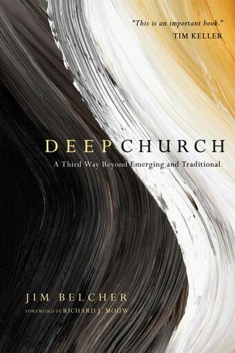 Deep Church Cover