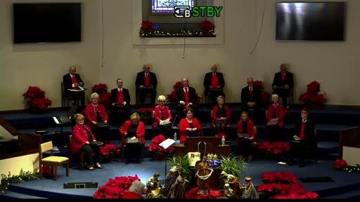 Sunday Morning Christmas Program - December 13, 2020