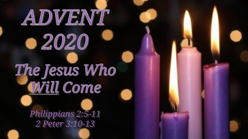 The Jesus Who Will Come
