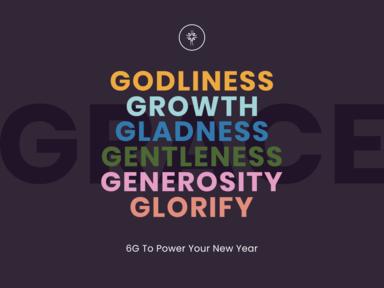 6G Christianity