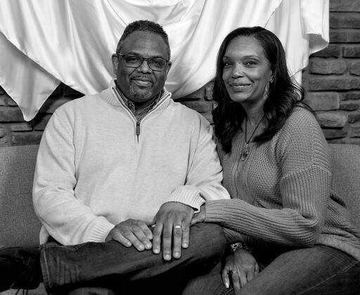 Senior Pastor & Worship Leader Richard & Stacey Ware