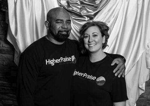 Associate Pastor and Flag Ministry Richard & Amanda Sleet