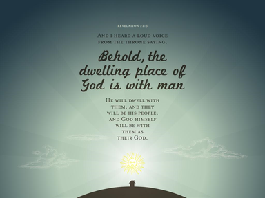 The Dwelling of God