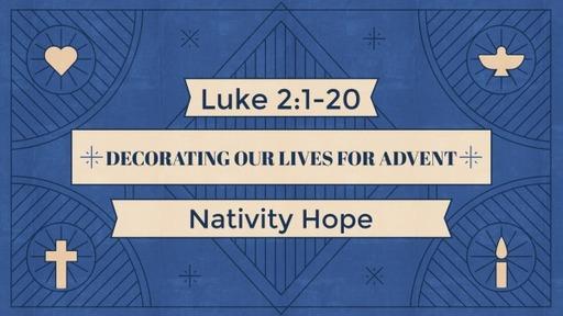 Nativity- Hope