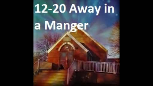 Away In A Manger Duet