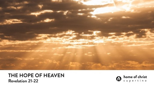 The Hope of Heaven