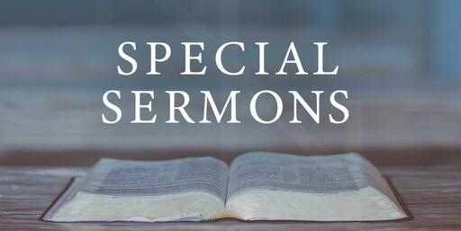 Special Sermons