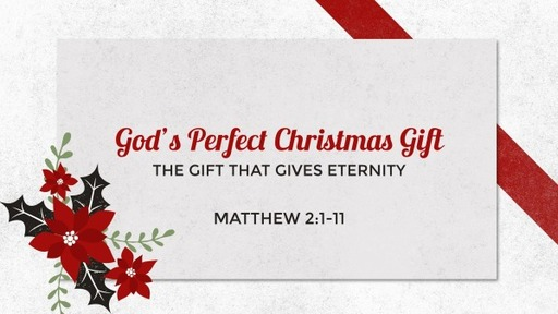 God's Perfect Christmas Gift