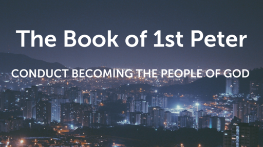 The Book of 1st Peter