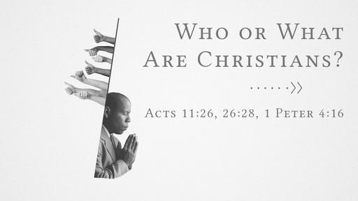 Effective Christianity