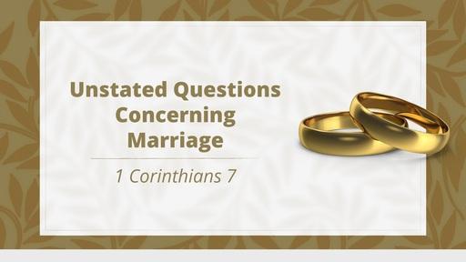 Studies in First Corinthians