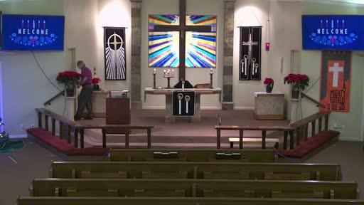 Dec. 23rd, 2020 4th Midweek Advent Service