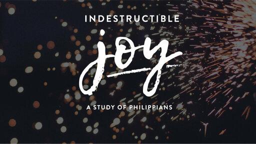 Part 2: Becoming Who I am-Indestructible Joy - 10/25/2020