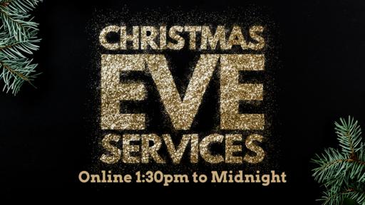 Christmas Eve 12/24/2020 -