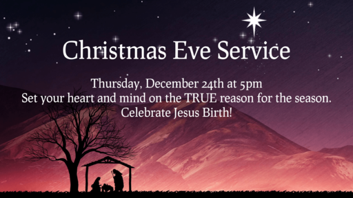 12-24-20  Christmas Eve Special