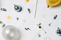 New Year's Party Items  image 2
