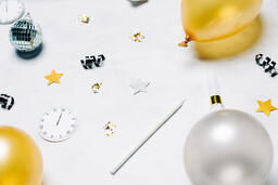 New Year's Party Items  image 8
