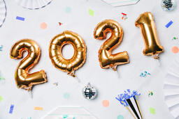 2021 New Year's Party Supplies  image 4