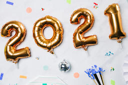 2021 New Year's Party Supplies  image 7