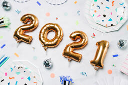 2021 New Year's Party Supplies  image 2