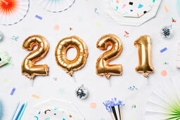 2021 New Year's Party Supplies  image 5