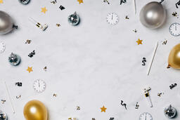 New Year's Party Items  image 6
