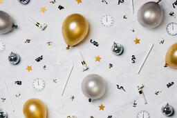 New Year's Party Items  image 14