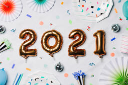 2021 New Year's Party Supplies  image 3