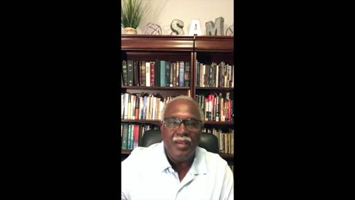 New Spiritual Commitment (Loving The Lord With All Your Mind) (Pastor, Dr. Samuel N. Smith)