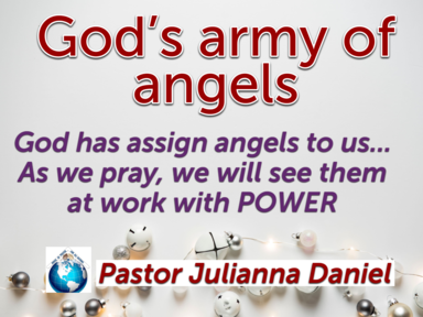 God's army of angels