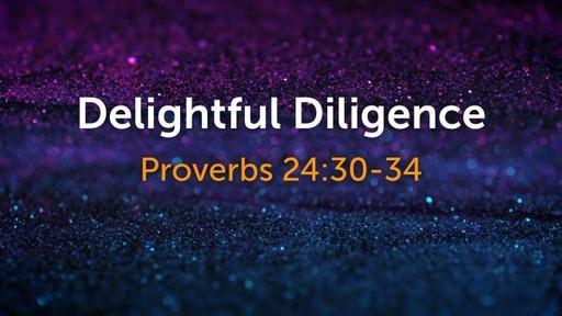 Delightful Diligence 12/27/20