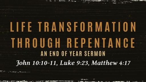 Transformation through Repentance