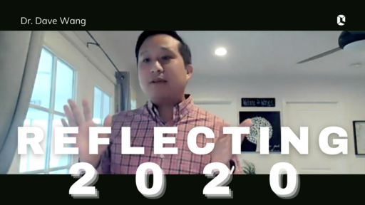 Reflecting 2020