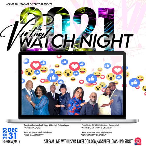 2020 Watchnight Service