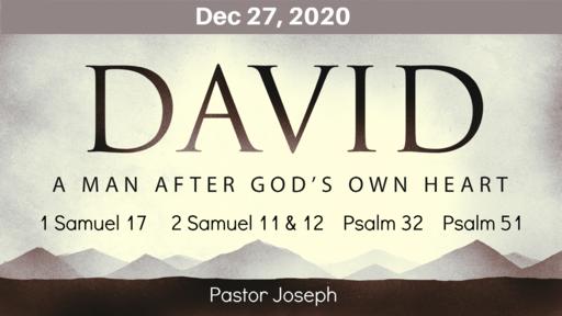 David A Man After God's Own Heart