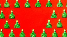 Mini Christmas Trees  image 2