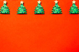 Mini Christmas Trees  image 4