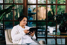 Woman Reading the Bible  image 6