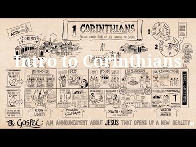 Intro to Corinthians
