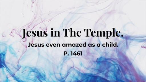 Luke 2:41 - 22